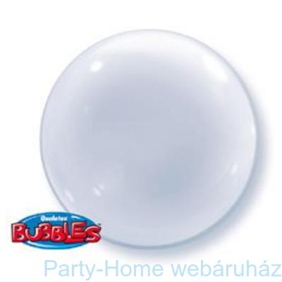 Átlátszó Deco Bubble Lufi