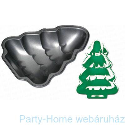 Karácsonyi Sütőforma, Karácsonyfa 27 cm