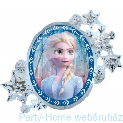 30 inch-es Frozen 2 - Jégvarázs 2 Super Shape Fólia Léggömb
