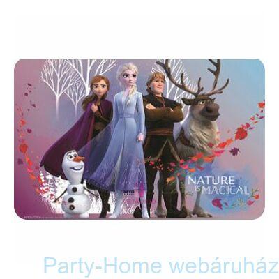 Frozen II - Jégvarázs 2 Tányéralátét 43 x 28 cm-es