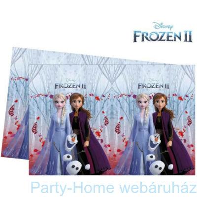 Frozen 2 - Jégvarázs 2 Parti Asztalterítő - 180 cm x 120 cm.