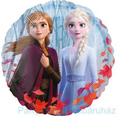 18 inch-es Frozen 2 - Jégvarázs 2 Fólia Léggömb