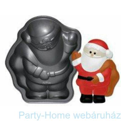 Karácsonyi Sütöforma, Mikulás 25 cm