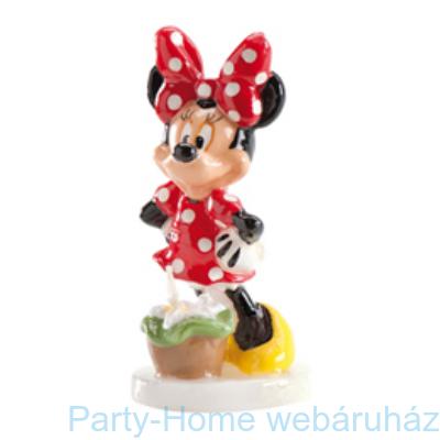 Minnie Egeres Minnie Mouse Születésnapi Party Gyertya