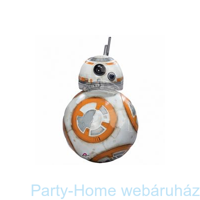 Star Wars BB8 Super Shape Léggömb