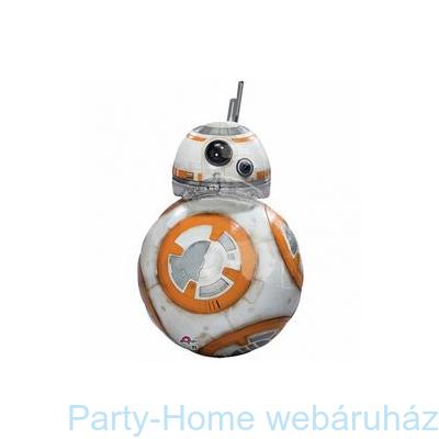 Star Wars BB8 Super Shape Léggömb
