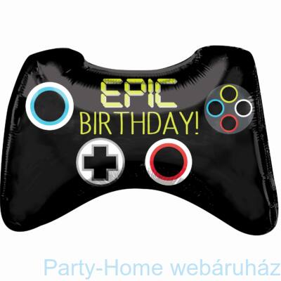 Epic Games Birthday -  Xbox Kontroller Super Shape Lufi
