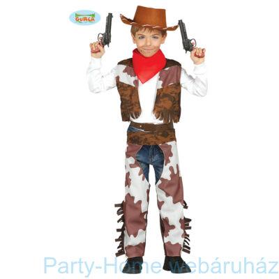 Cowboy Jelmez Gyerekeknek 7 - 9 éveseknek