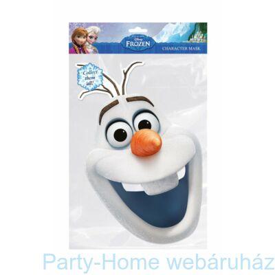 Frozen Jégvarázs Olaf Gyertya