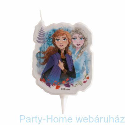Frozen - Jégvarázs Anna és Elsa Gyertya