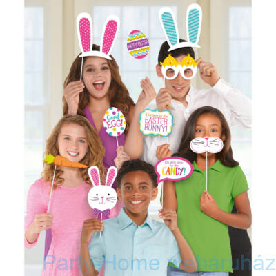 Húsvéti Kiegészítő Szett Fotózáshoz 13 db-os