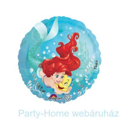 17 inch-es The Little Mermaid - A Kis Hableány Fólia Léggömb