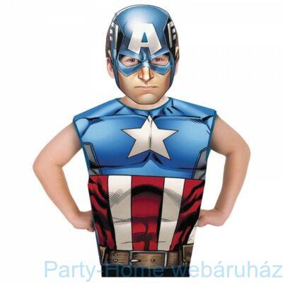 Marvel - Amerika Kapitány Jelmez Kiegészítő Szett