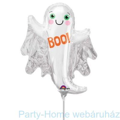 Ghosty - Szellem Mini Shape Fólia Lufi