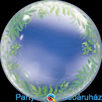 24 inch-es Elegant Greenery Deco Bubble Lufi