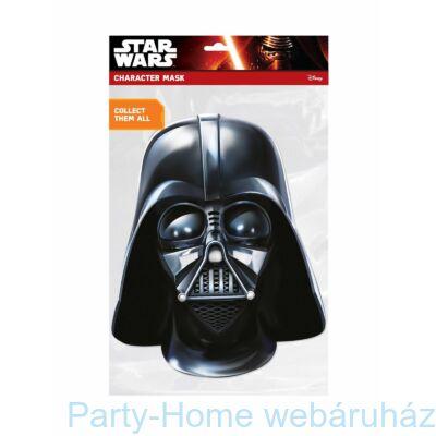 Star Wars - Darth Vader Karton Maszk