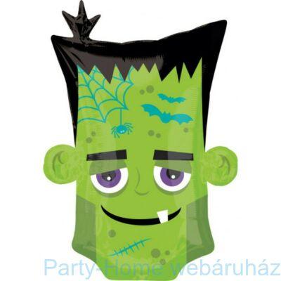 Halloween Monsters Head SuperShape Fólia Lufi