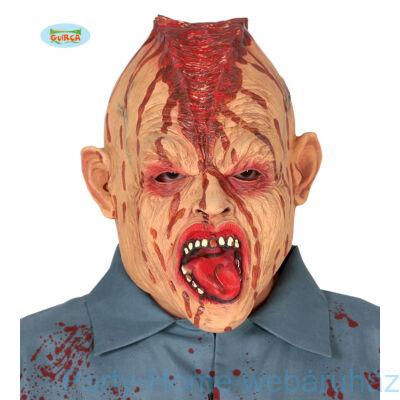 Szétnyilt Fejű Zombie Maszk