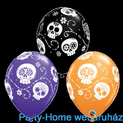 Sugar Skull Special-assortment Lufi Halloweenre