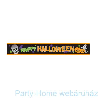 Happy Halloween Fólia Banner 2,74 m
