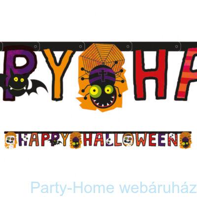 Happy Halloween Monster Betűfüzér 1,8 m