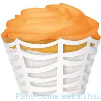 Pókháló Mintás Muffin Tartó Forma