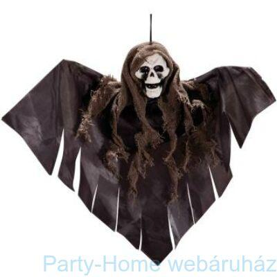 Fekete Csontváz Dekoráció Halloweenre