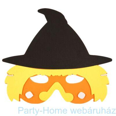 Boszorkány Maszk Halloween-ra