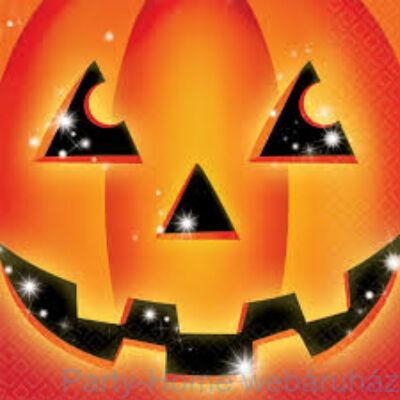 Perfect Pumpkin Tök Mintás Szalvéta Halloweenre