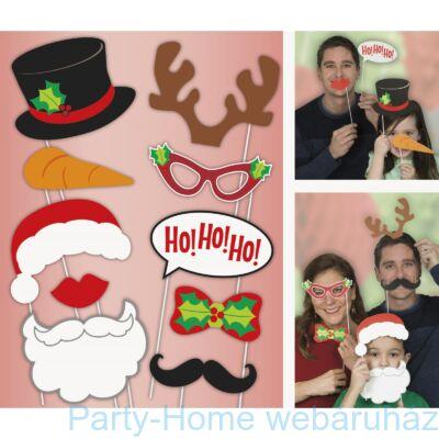 Karácsonyi Kiegészítő Szett Fotózáshoz