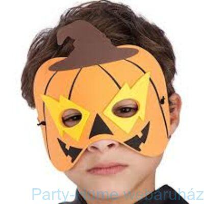 Tök Maszk Gyerekeknek Halloweenre