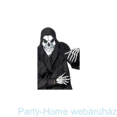 Csontváz Maszk és Kesztyű - Jelmezek - maszkok - kalapok - Party ... 292709b034