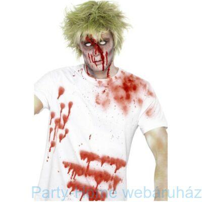 Vér Spray Ruhára