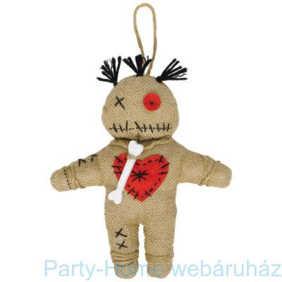 Voodoo Baba Fekete Mágia Halloween-re
