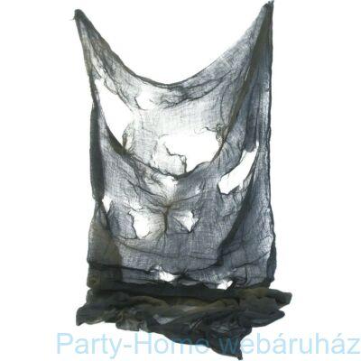 Szürke Hátborzongató Textília - 75 cm x 180 cm