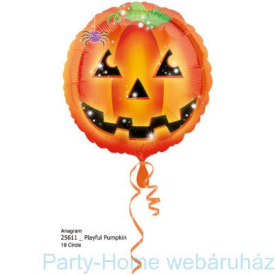 18 inch-es Playful Pumpkins Fólia Lufi