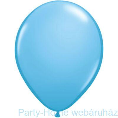 16 inch-es Pale Blue (Standard) Kerek Lufi 1 db