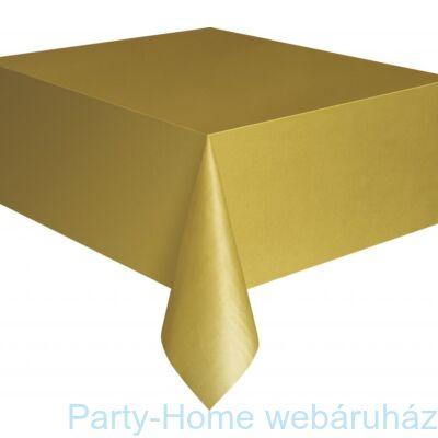 Asztalterítő Gold - Arany 137 x 274 cm