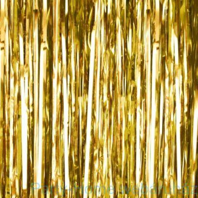 Arany Ajtódekoráció 90 x 250 cm