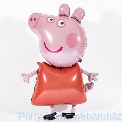 Peppa Pig- Peppa Malac Sétáló Fólia Lufi
