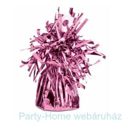 Pink Bojtos Fólia Léggömbsúly - 170 gramm