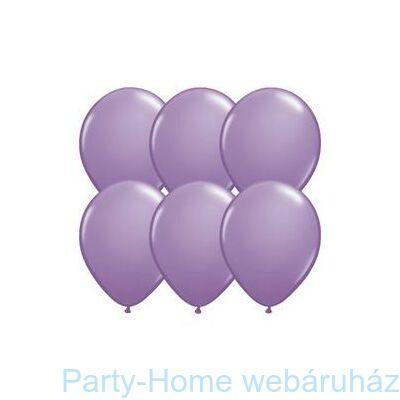 11 inch-es Spring Lilac - Orgona Lila Kerek Lufi 1db