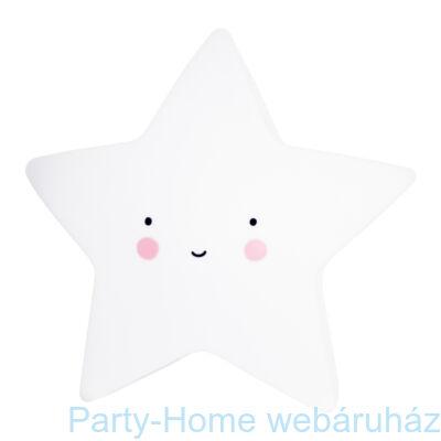 Mini Csillag Lámpa - Fehér