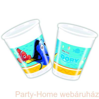 Némo Finding Dory Szenilla Nyomában Parti Pohár