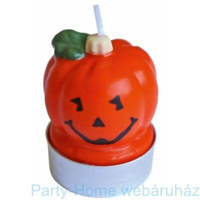 Halloween Tök Gyertya Szett - 3 db.